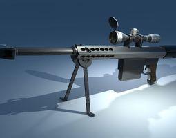 Sniper Rifle 3D