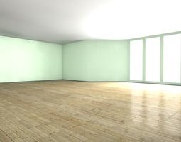 3D model Photorealistic Room