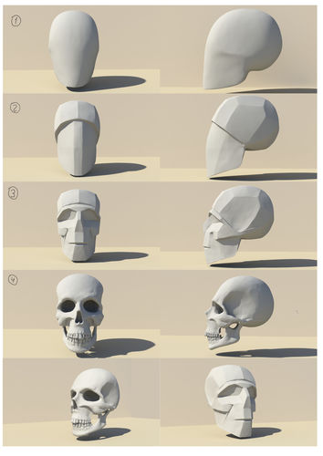 sketchanatomy  studying the human figure  3d model obj mtl stl ztl 1