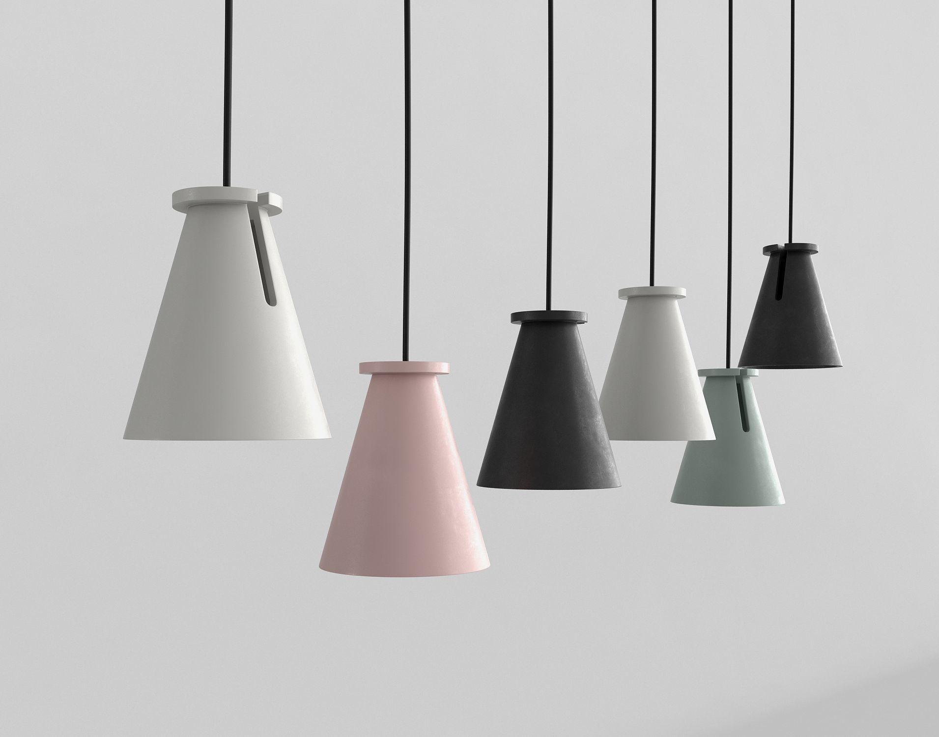 Hanging Lights Minimal Lamps Model