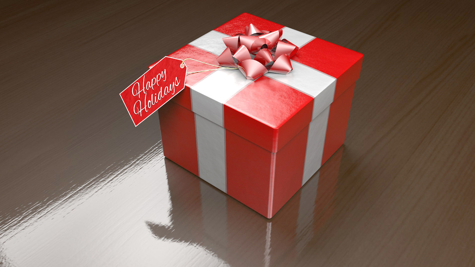 3D asset Gift box | CGTrader