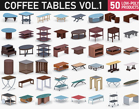 3D model Coffee Table - Vol 1