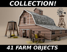 agriculture Farm Assets realtime