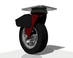 rodizio giratorio 3d printable model