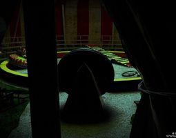 3D model Abandon Horror Circus