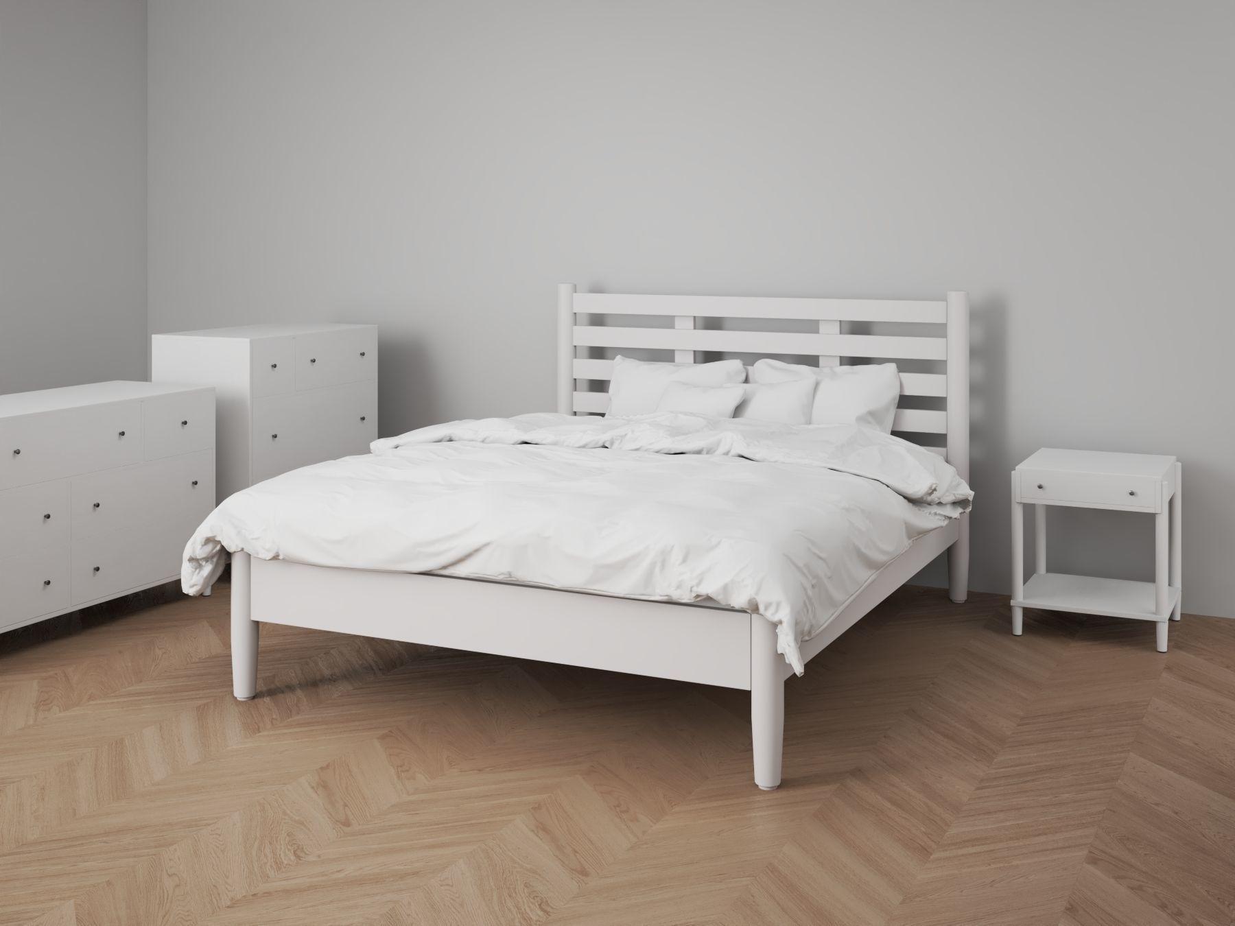 Bedroom Furniture Set Cottage   3D model