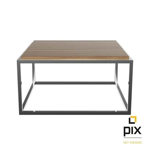 Drake Coffee Table D Model MAX OBJ - Drake coffee table
