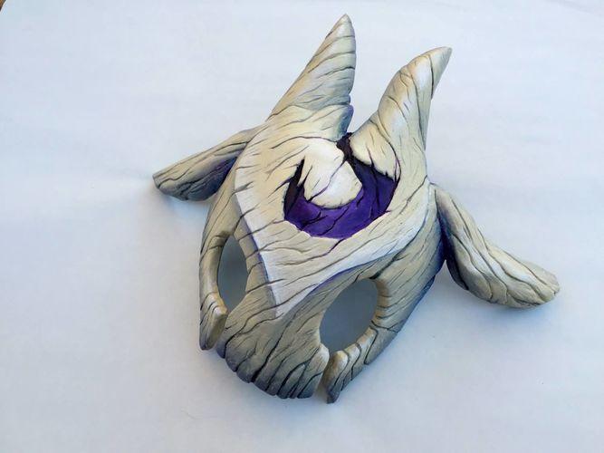 kindred mask cosplay  3d model obj mtl stl wrl wrz 1