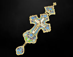 Priest Cross 3D printable model