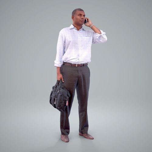 business man talking with phone cman0202-hd2-o01p02-s 3d model max obj mtl tga 1