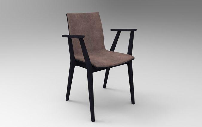 chair 56 3d model max obj mtl fbx c4d 1
