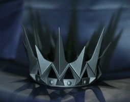 Snow white and the Huntsman crown 3D print model