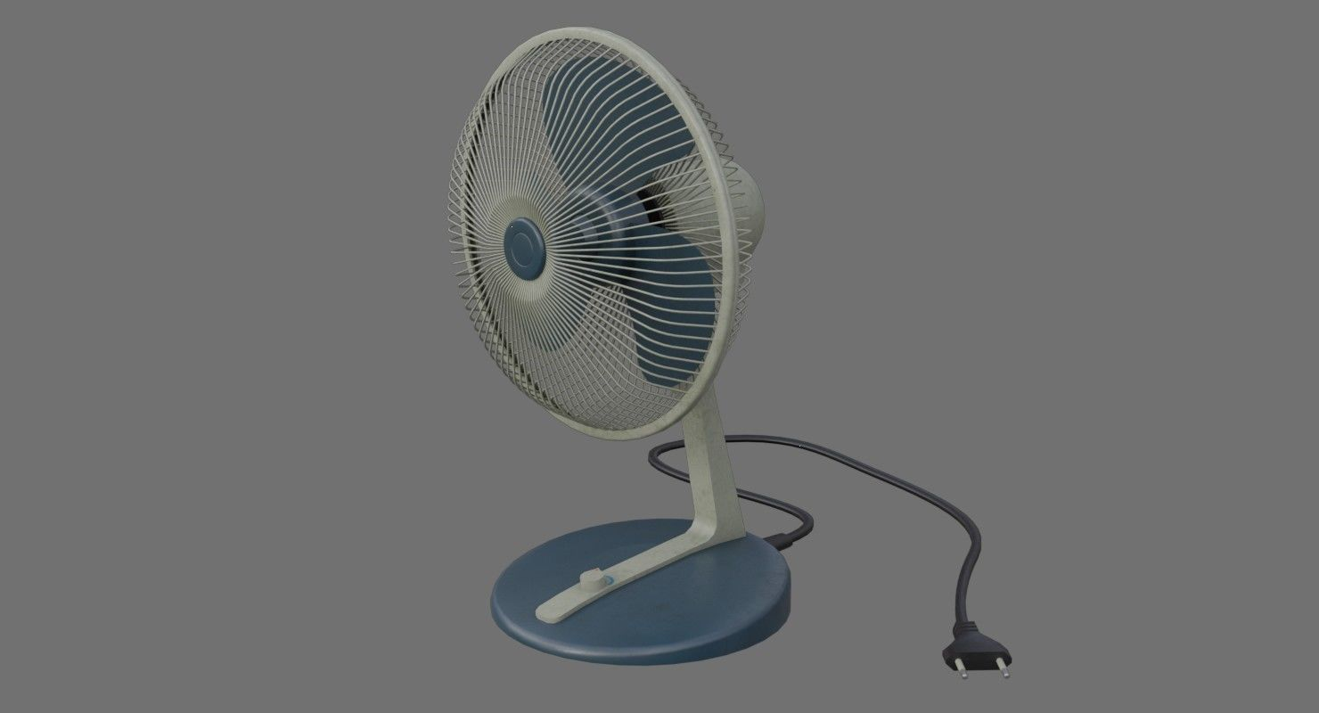 Table Fan 1B