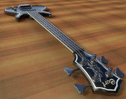 3D Cort Gene Simmons Bass