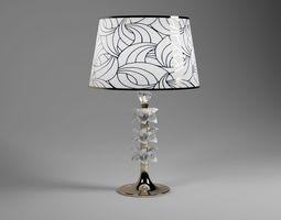 3D model Classic Table Lamp 2