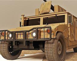 Humvee - US millitary 3D