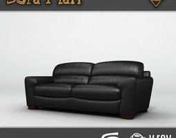 3D asset Pennsylvania Sofa