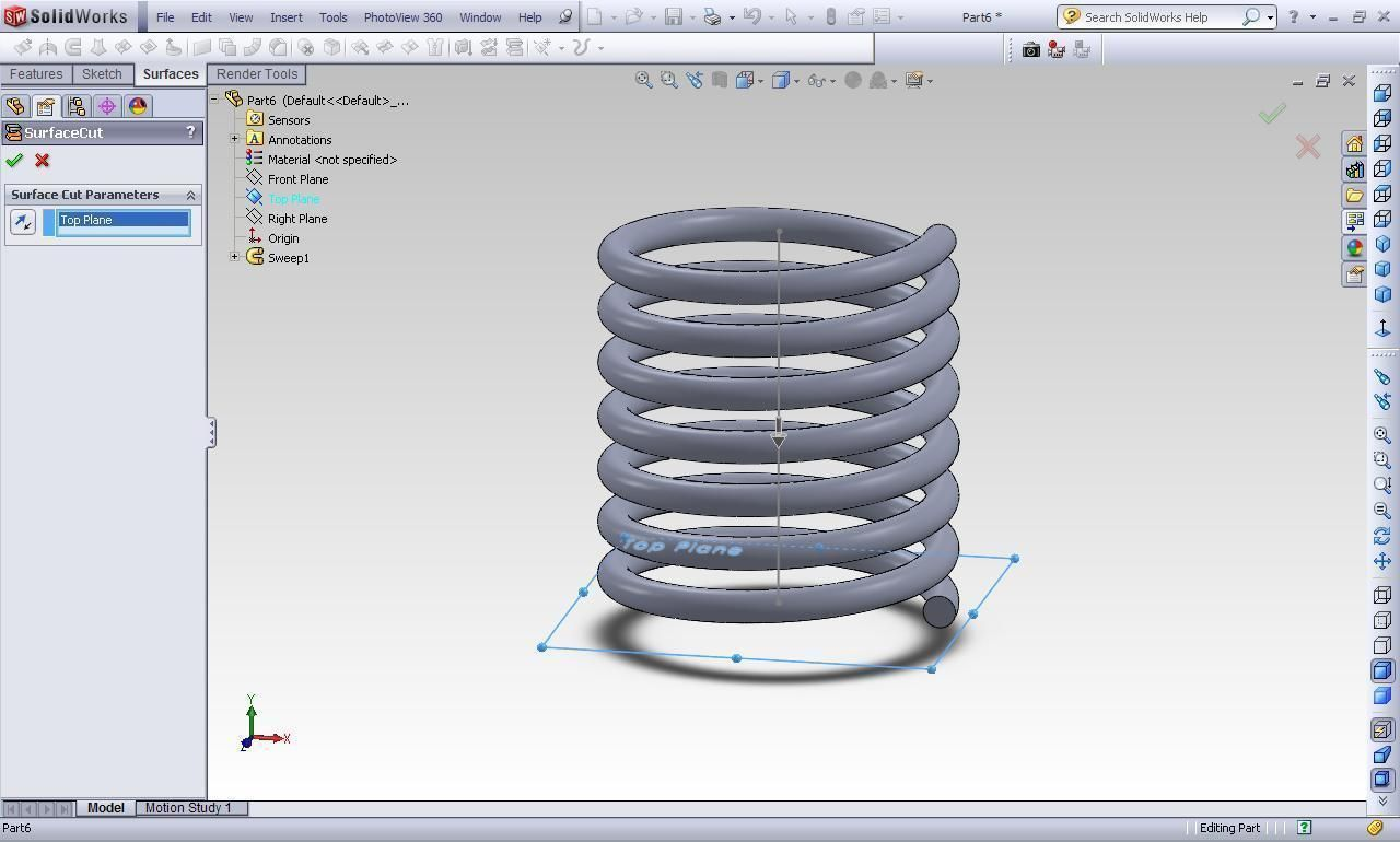Tutorial How to make an animation for a co free 3D  : tutorial how to make an animation for a compression spring in solidworks 3d model stl from cgtrader.com size 1280 x 770 jpeg 89kB