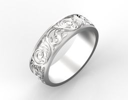 Ring 9 and a half 3D print model