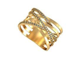Ring braided 3D printable model