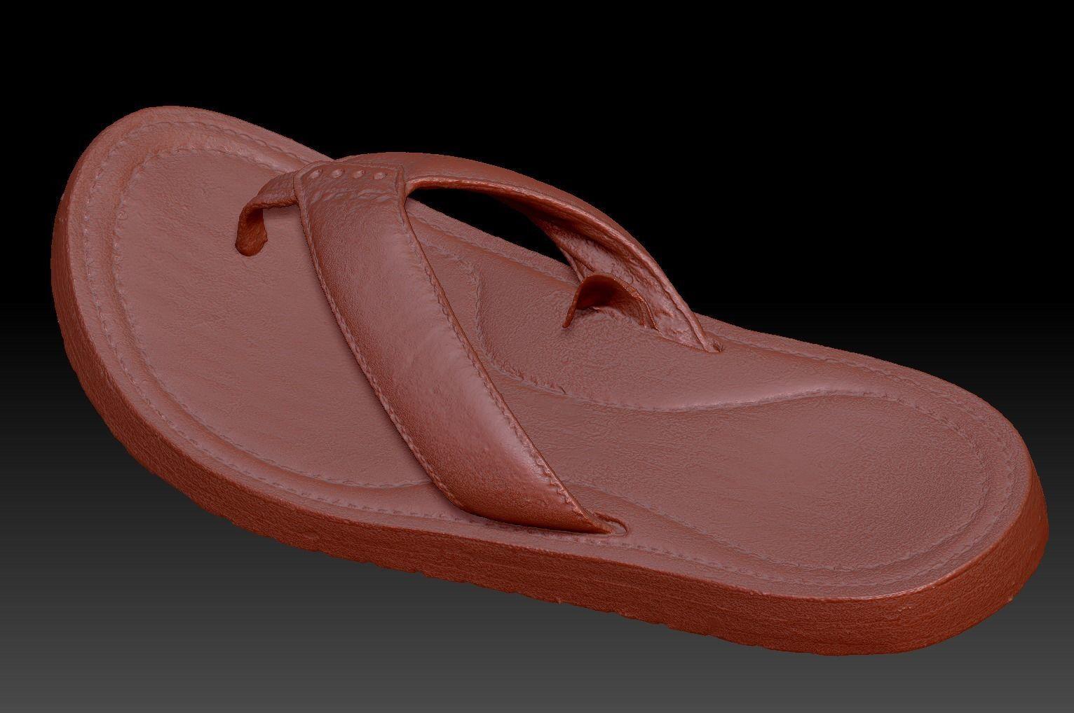 e4a478ee16af5f ... old teva sandal 3d model max fbx c4d ma mb 10