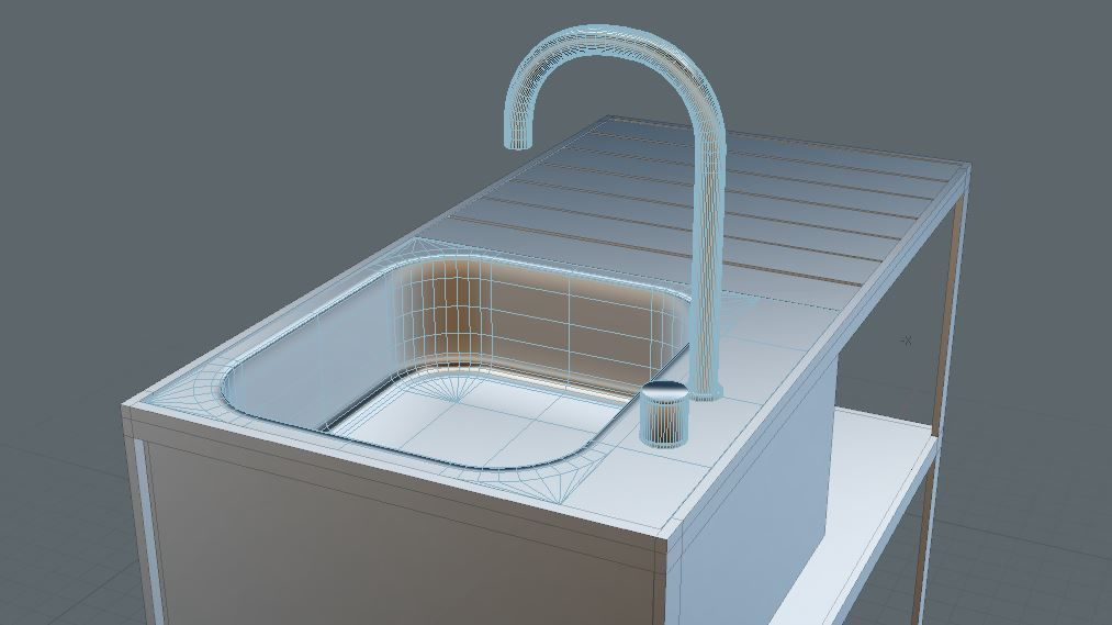 Garden Kitchen Sink - Garden Inspiration