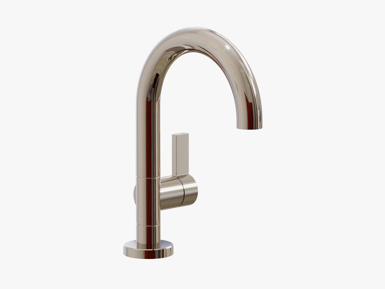 3D Kallista - One Single-Control Sink Faucet - P24409-00