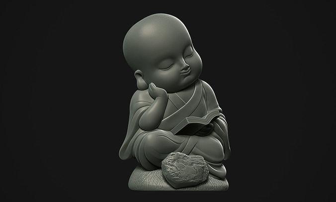 Reading Buddha