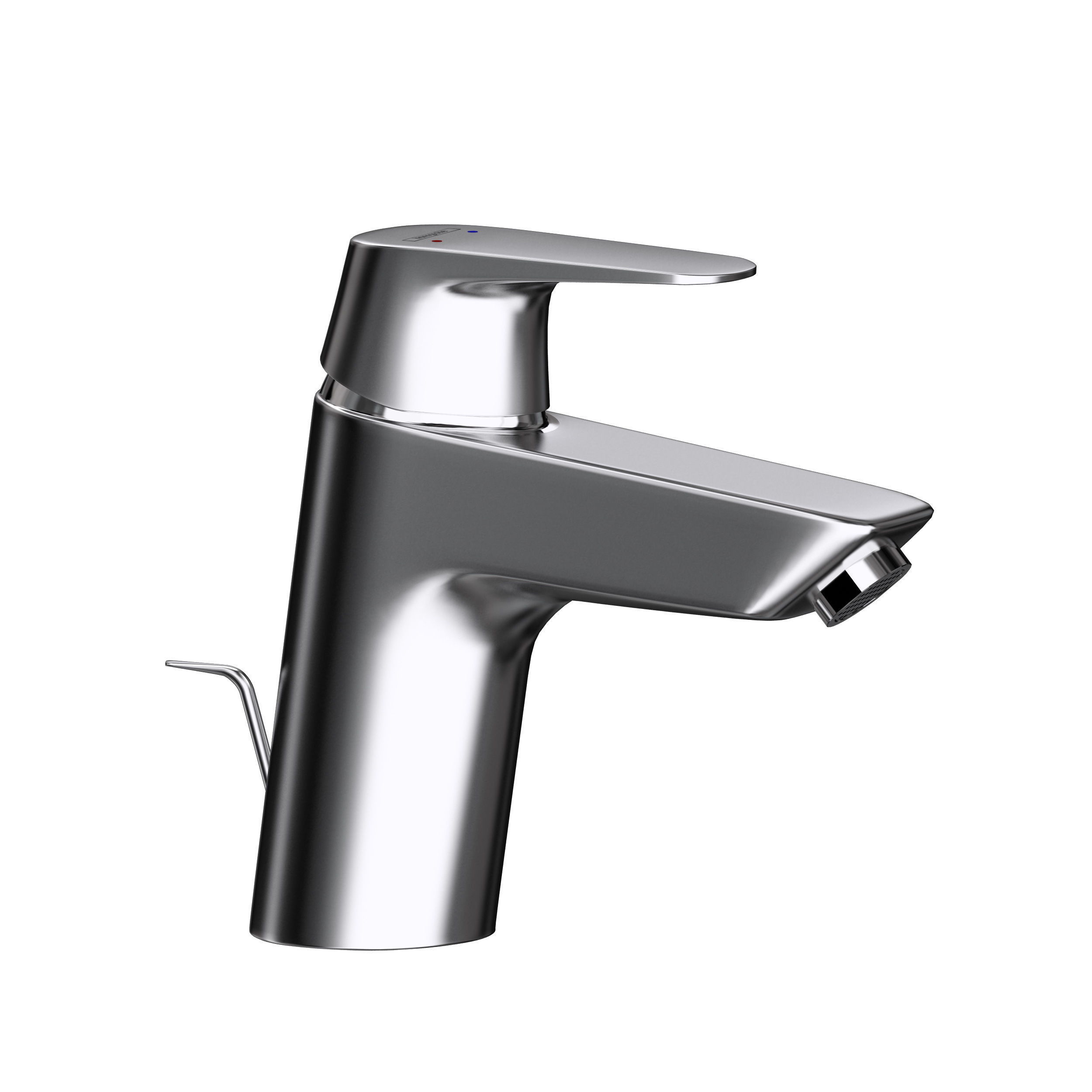 3D model Hansgrohe basin mixer 70 | CGTrader