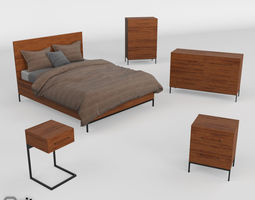 Nash Collection by West Elm 3D