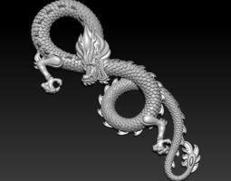 3D print model dragon korea