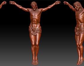 3D printable model Jesus 2
