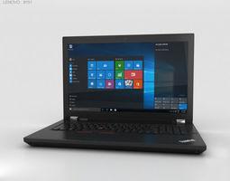 3D Lenovo ThinkPad P70