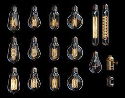 lamps pack 3D