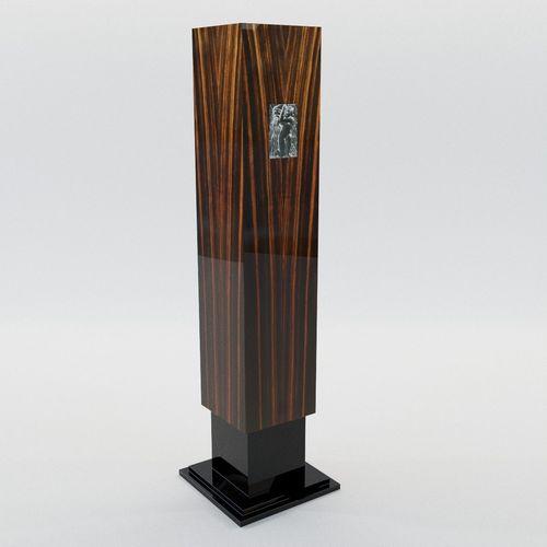 column - art deco 1920 3d model max obj mtl fbx pdf 1