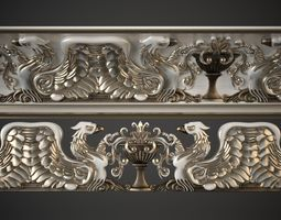 3D Cornice cornice
