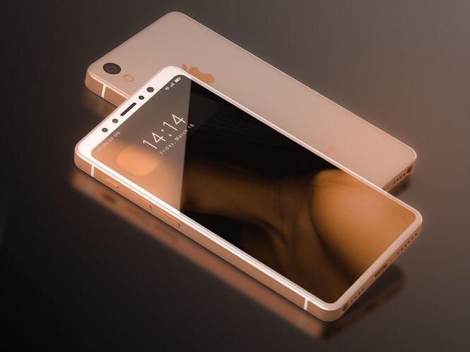 3d model iphone se 2 concept cgtrader. Black Bedroom Furniture Sets. Home Design Ideas