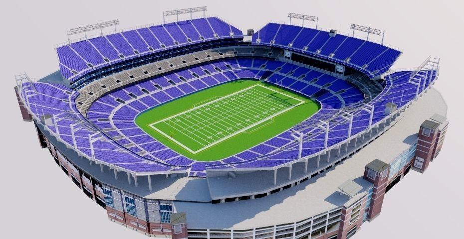 MT Bank Stadium - Baltimore