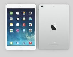 3D model Apple Ipad Air