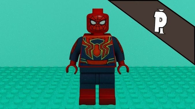 Lego Spider-Man Infinity war