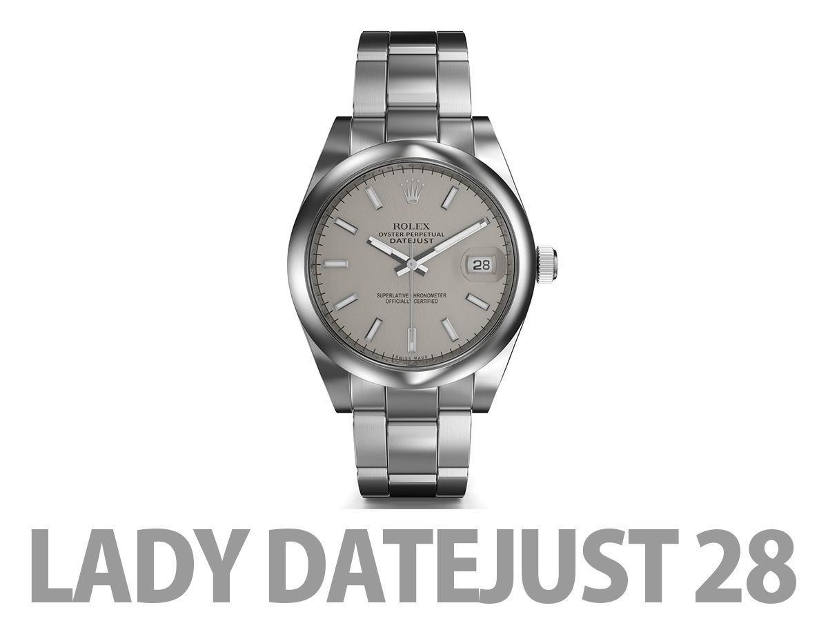 Rolex Lady-Datejust 28 Watch