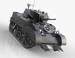 Tank Model Project