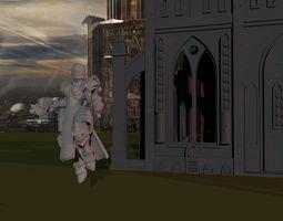 Sisters of War - Angelus A 3D print model