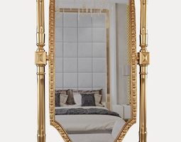 3D classical mirror other
