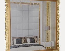 classic mirror 3D classical