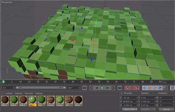 Earth 3D Minecraft | CGTrader