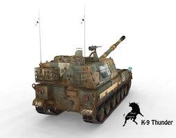 3D K-9 Thunder