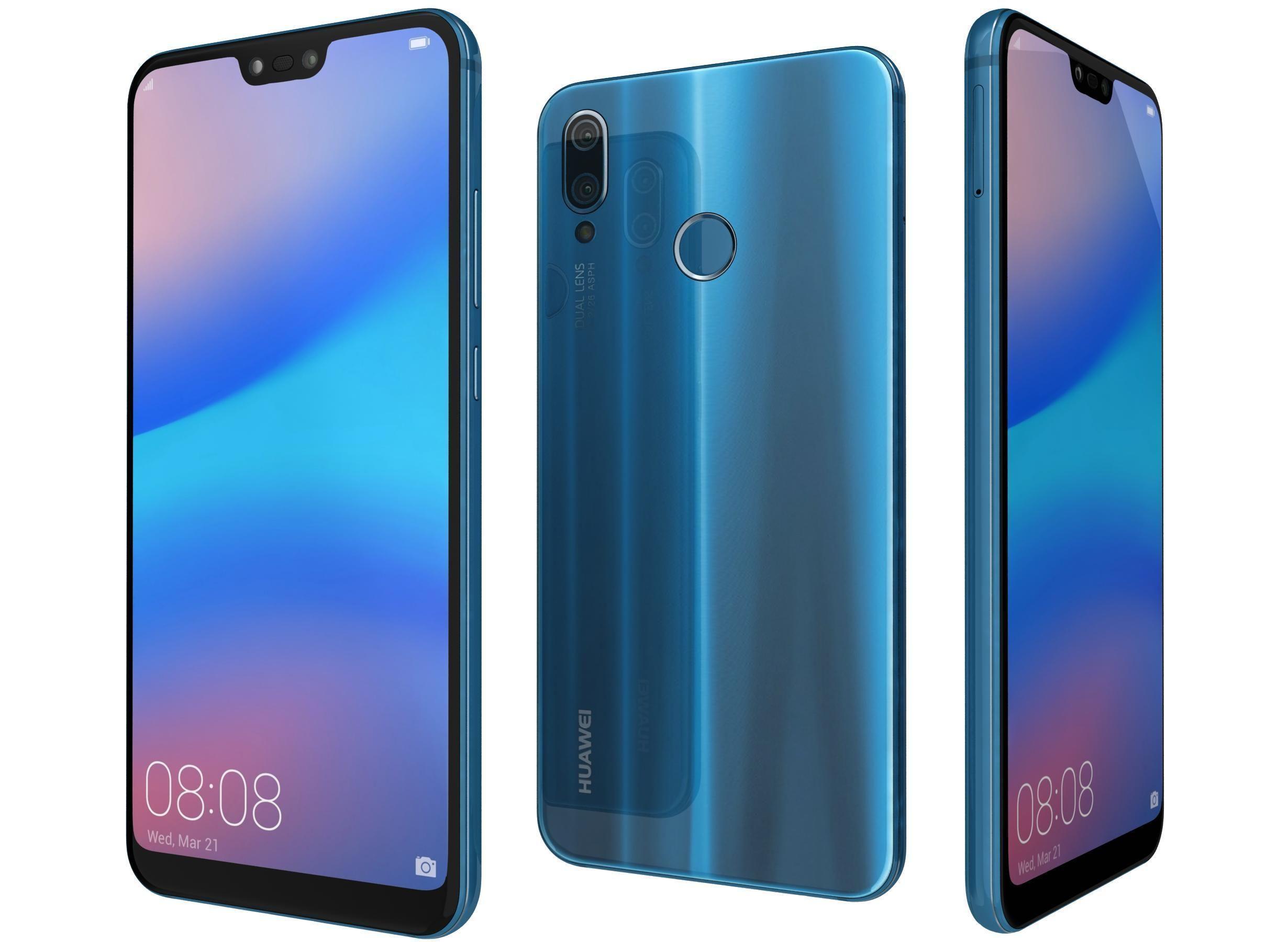 Huawei P20 Lite Induktives Laden