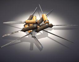 Files-Chisel Pack 3D model