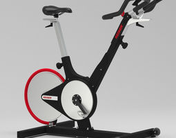 3D model M Series Cardio M3i INDOOR BIKE